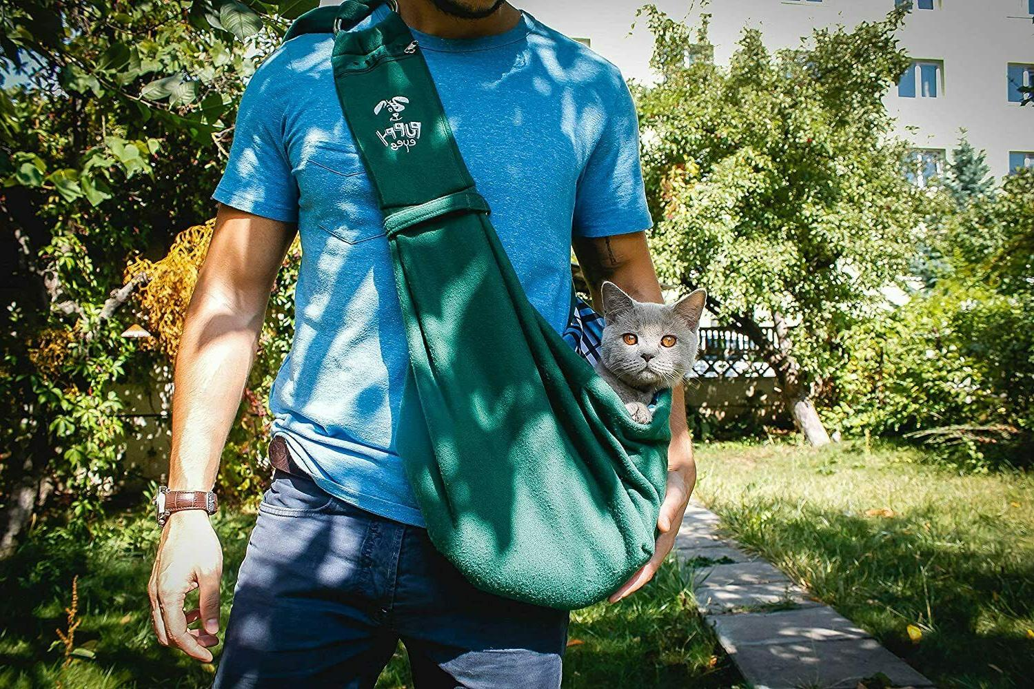 Waterproof Carrier Comfortable Dog Ideal for