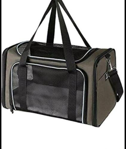 x zone pet carrier for medium dogs