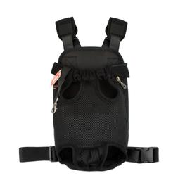 NICREW Legs Out Front Dog Carrier, Hands-Free Adjustable Pet