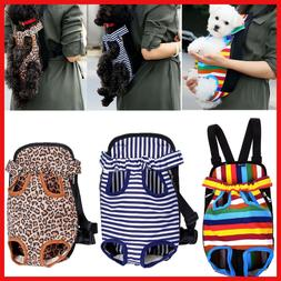 Legs Out Front Pet Dog Puppy Cat Carrier Backpack Tote Holde