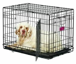 MidWest Homes for Pets Life Stages ACE Dog Crate, 30-Inch