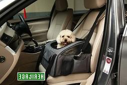 Heritage Luxury Car Seat & Carrier Cat Small Dog Pet Puppy T
