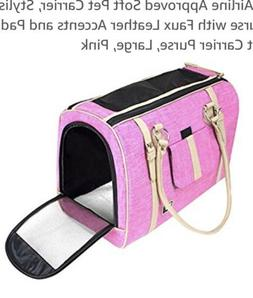 Front Pet Luxury Dog Carrier Purse                  ⭐️ F