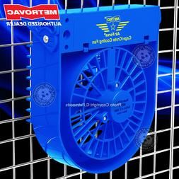 Metro Dog Crate Fan Pet Cage/Cat Carrier Cooling Office Desk