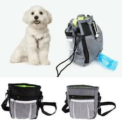 Multipurpose Dog Treat Pouch Toys and Training Tools Carrier