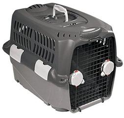 NEW Dogit Cargo Dog Carrier with Gray Base and Top, 32-1/2-I