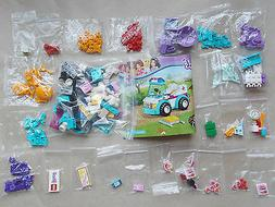 NEW LEGO FRIENDS KITCHEN PET SHOW MEDICAL FLOWERS ACCESSORY