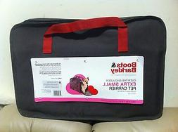New Over The Shoulder EXTRA SMALL PET CARRIER Dog or Cat Und
