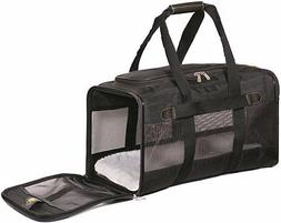 NEW PET CARRIER PET DOG KENNEL CRATE TRAVEL BAG TOTE AIRLINE