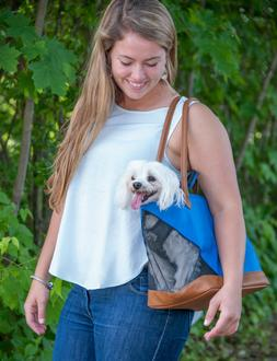 NEW Pet Gear R&R Tote Bag Dog / Cat Travel Airline Carrier w