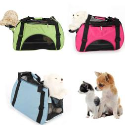 New S/M/L Waterproof Pet Handbag Dog Carrier Bag Totes Trave