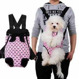 NEW US Small Pet Cat Puppy Dog Carrier Front Pack Hiking Bac