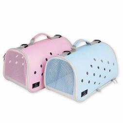 New Women Girl Breathable Net Pet Dog Cat Carrier Travel Bag