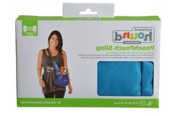 nib poochpouch sling up to 15 lb