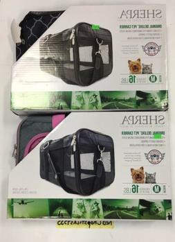 Sherpa Original Deluxe Pet Carrier for dogs and cats airline