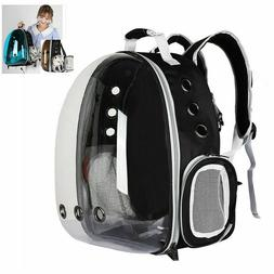 Outdoor Pet Carrier Backpack Dog Cat Puppy Space Capsule Tra