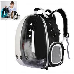 Outdoor Pet Carrier Backpack Dog  Cat Puppy Space Capsule Tr