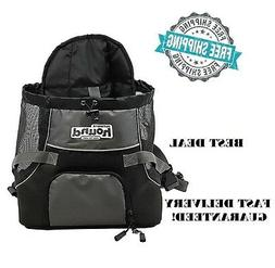 "Kyjen Outward Hound Front Carrier Medium Black 15"" x 11"" x 9"