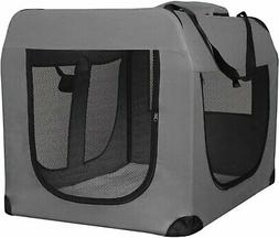 Paws & Pals OxGord Dog Crate Soft Sided Pet Carrier XL