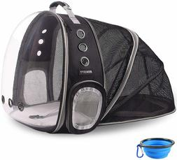 Pet Backpack Carriers Foldable  for Cats Puppy Dogs and Bird