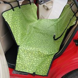 Pet Car Seat Cover Waterproof Dog Cat Safe travel Carrier Pe