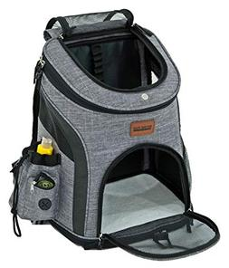 RETRO PUG PET Carrier Backpack - Front Pack - Airline Approv