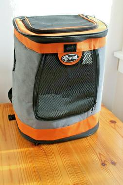 Pet Carrier Backpack Airline Approved for Small Medium Dog T