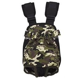 HANCIN Dog Carrier Front Pack, Legs Out Front Cat Dog Carrie