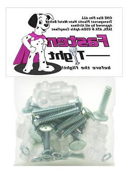 Pet Carrier / Crate / Kennel Replacement Nut Bolt Fasteners