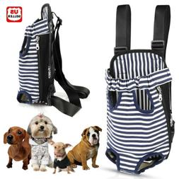 Pet Carrier Dog Backpack Cat Dog Comfort Canvas S, M, L Cute