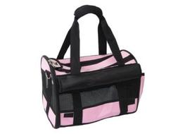 Pet Carrier Dog Cat Airline Bag Tote Purse Handbag 14P by Be