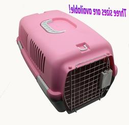 Pet Carrier Dog Kennel Cat Carrier Travel Tote Dog Cage Cat