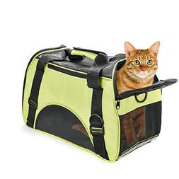 Huanxu Pet Carrier for Small Dogs, Cats, Puppies, Kittens Ai