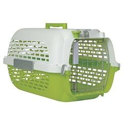 Pet Carrier Medium Dog Crate Plastic For Animal Travel Carry