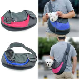 Small Dog Carrier Comfort Pet Cat Puppy Travel Tote Shoulder