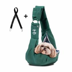 Puppy Eyes Pet Carrier Sling Ideal For Small  Medium Dogs, C
