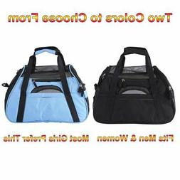 Pet Carrier Soft Sided Small Cat Dog Comfort Pads Travel Bag