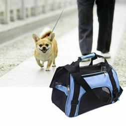 Pet Carrier Tote Dog Cat Medium Bag Comfort Outdoor Travel B