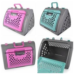 Pet Carrier Travel Kennel Cage Bed Crate Car Kennel for Cat