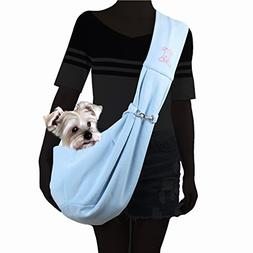 Alfie Pet by Petoga Couture - Chico Reversible Pet Sling Car