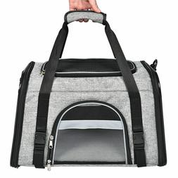 pet crate carrier bag travel soft sided