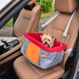 Pet Dog and Cat Outdoor Trip Car Seat Carrier - Perfect for