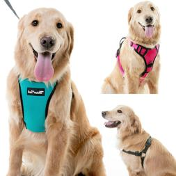 Dog Harness No-Pull Pet Adjustable Outdoor Pet Vest for Smal