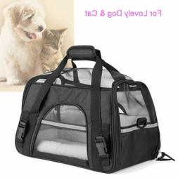 Pet Dog Cat Puppy Kitten Portable Travel Bag Home Carrier Ad