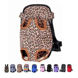 Pet Dog Portable Outdoor Carrier Supplies Cat Front Backpack
