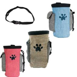 Pet Dog Training Pouch Treat Bag Snack Obedience Bait Dog Fo