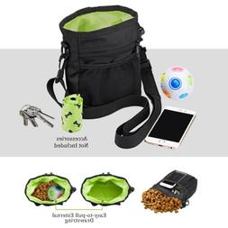 Pet Dog Treat Bag Walking Training Bait Waist Pouch Snack Ca
