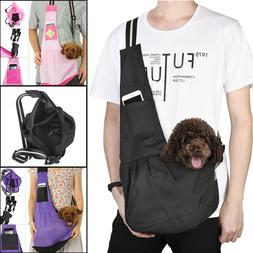 pet puppy dog cat strap sling tote