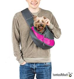 Pet Sling Carrier for Cats Dogs