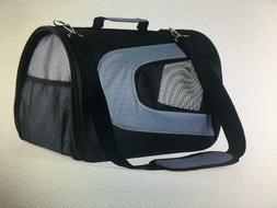 Bonve Pet Soft Sided Travel Pet Dog Cat Carrier for Small Do